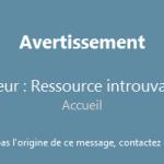 Apache2 : Personnaliser les messages d'erreurs