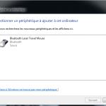 Ajouter un périphérique Bluetooth sous Windows