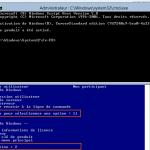 WS 2012 Core – Activer la licence Windows
