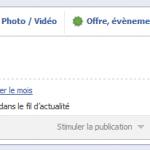 Programmer ses posts sur Facebook