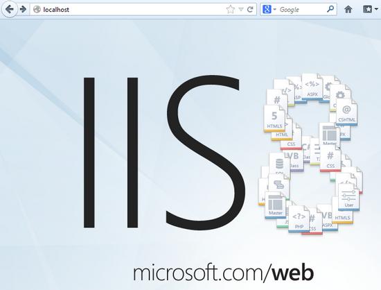 IIS 8 Site