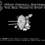 Installation d'IPCOP 2.0.3