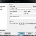Utiliser NMAP sur IPCOP pour scanner les ports d'un PC