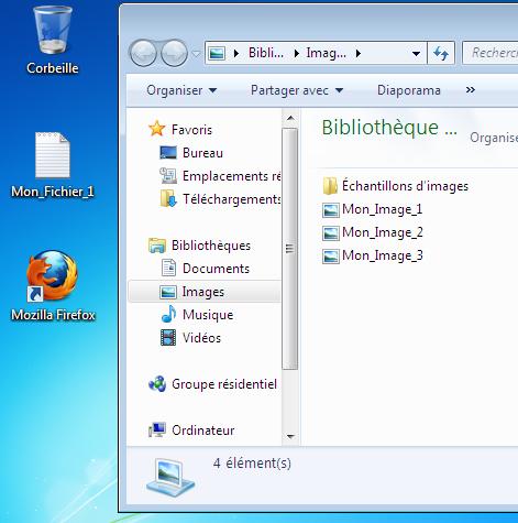 Etat Windows 7