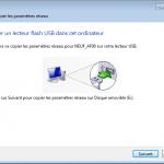 Importer/Exporter un profil de réseau sans-fil sous Windows