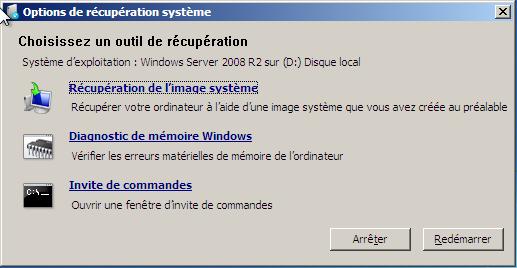 Restaurer Windows  Pc Tr Ef Bf Bds Lent