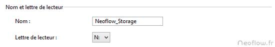Aperçu storage space
