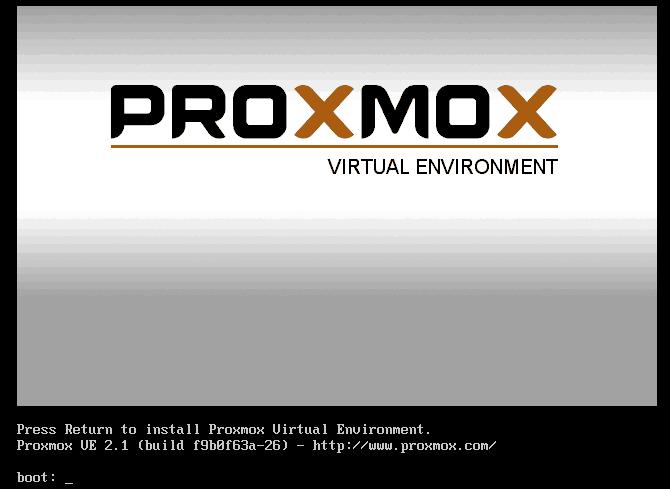 ProxmoxInstall01