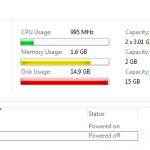 Se connecter à un serveur distant avec VMware Workstation