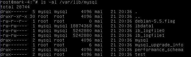ChangeDirMySQL02