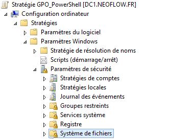 Système de fichiers