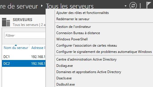Ajouter un serveur sous windows server 2012 syst me - Bureau a distance windows server 2012 ...