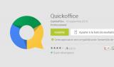 QuickOffice est désormais gratuit !