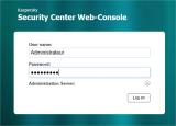 Installation de la Web-Console pour KSC 10