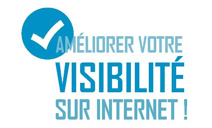 Améliorer votre visibilité sur internet !