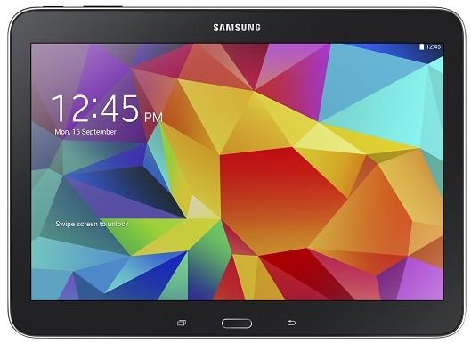 Galaxy Tab 4 Front