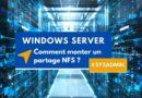 Comment monter un partage NFS sur Windows ?