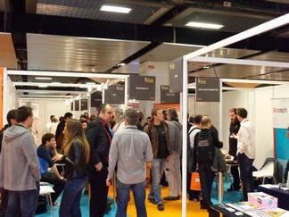 Le dsi va au salon linux solutions libres open source for Salon open source