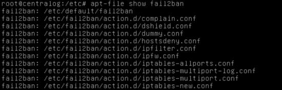 apt file explorer paquet debian