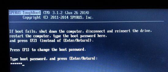 Boot Spyrus WorkSafe Pro