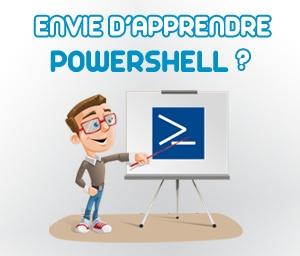 Apprendre PowerShell