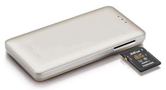 Toshiba Aero Mobile - Vue d'ensemble