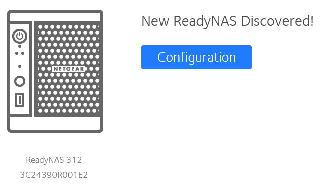 Netgear ReadyCloud - Découverte d'un nouveau NAS