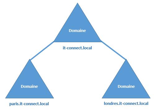 Domaine Arbre Et Foret It Connect