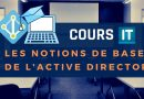 Notions de base de l'Active Directory