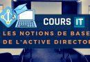 Notions de base de l'Active Directory