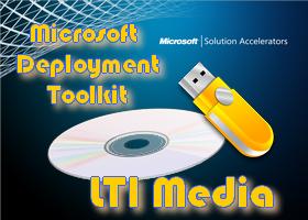 MDT – Réaliser une installation autonome à partir d'un média