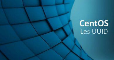 CentOS : Identifier les périphériques blocs