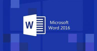Word 2016 – Impossible d'écrire dans une cellule fusionnée