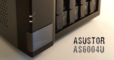 ASUSTOR AS6004U : Comment installer l'unité d'expansion sur son NAS ?
