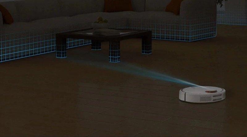 Test de l'aspirateur robot Xiaomi Mi Robot Vacuum