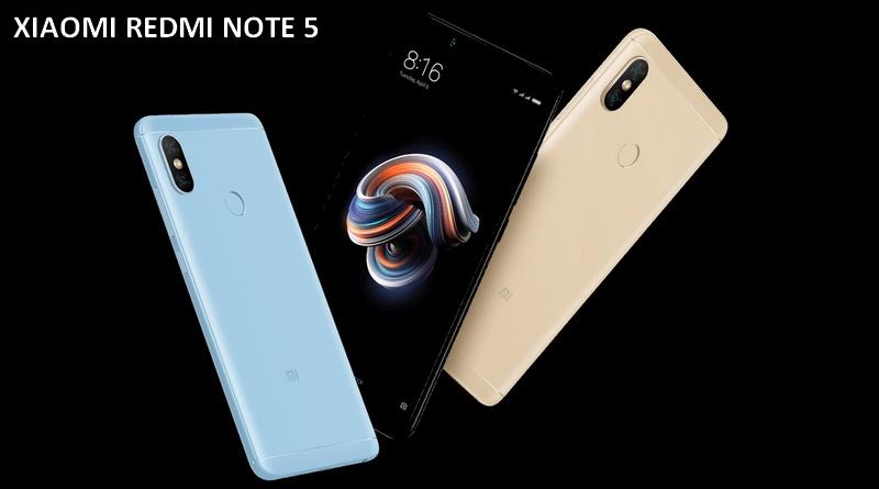 Le Xiaomi Redmi Note 5 est à 150€ !