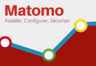 Matomo : installation, configuration et sécurisation