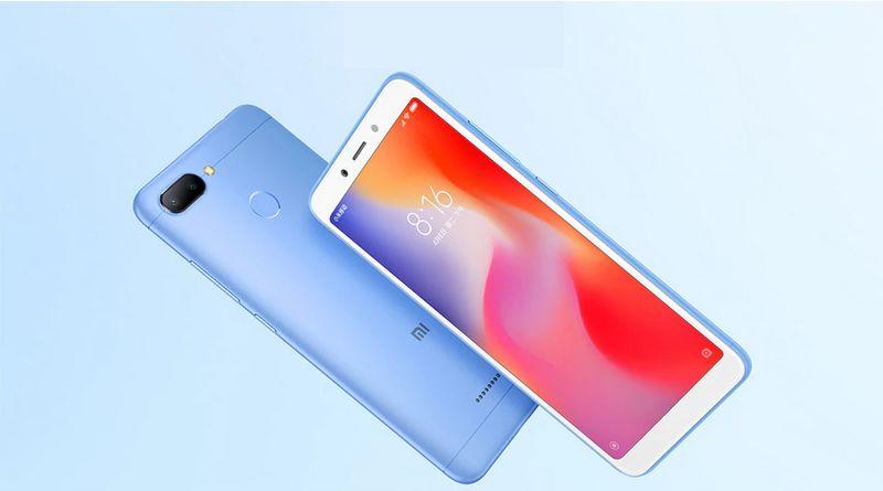 Bon Plan : Offrez-vous un Xiaomi Redmi 6 pour 103€