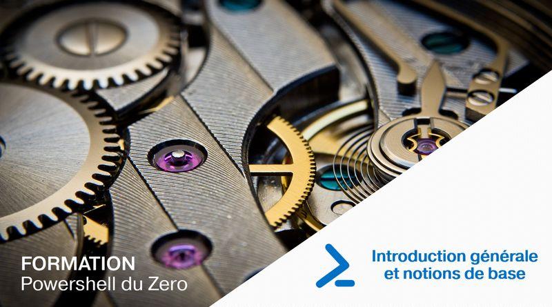 Ce soir : premier Meetup «PowerShell du Zéro»