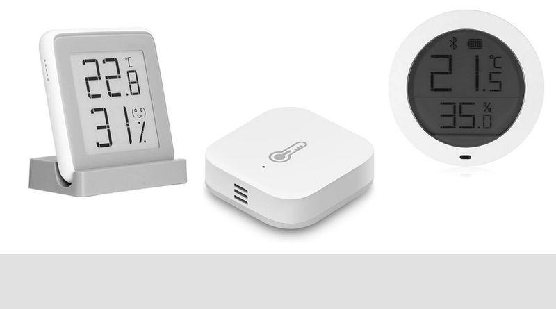 Quel capteur de température Xiaomi choisir ?