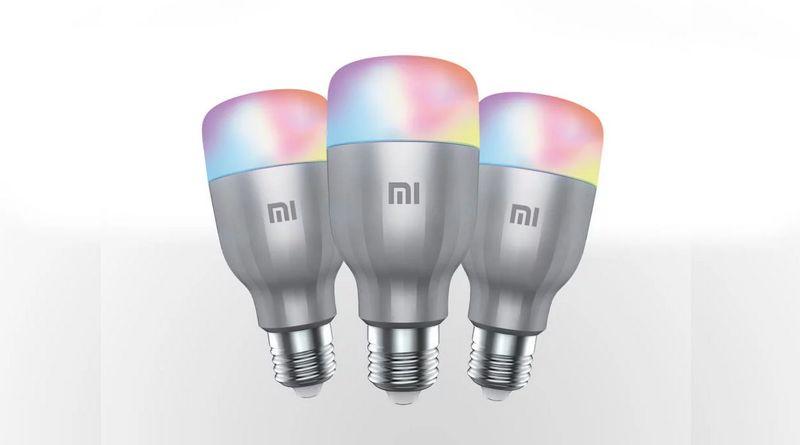 Bon Plan : 2 ampoules connectées Xiaomi pour 29,99 euros