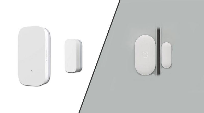 Détecteur d'ouverte de porte : Xiaomi Aqara VS Xiaomi Mijia