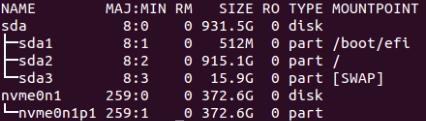 Comment différencier le type de disque utilisé sur Linux