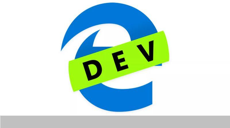 Edge basé sur Chromium : une première version de test