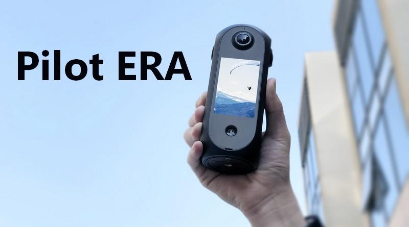 Pilot ERA : la première caméra 360° VR 8K de poche