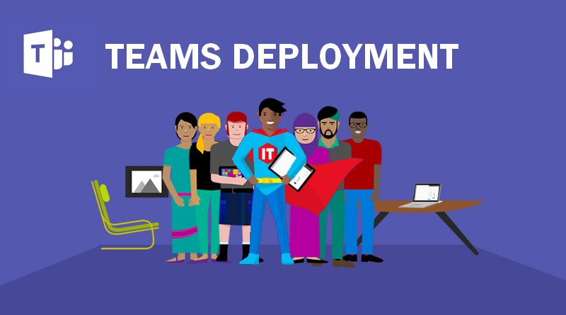 Déployer et configurer Teams par GPO | | Stratégie de groupe