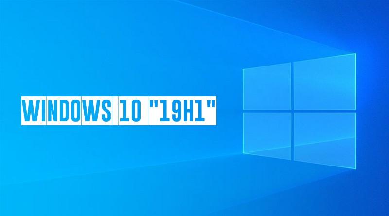 Windows 10 «1903» et processeurs AMD Ryzen : Attention !