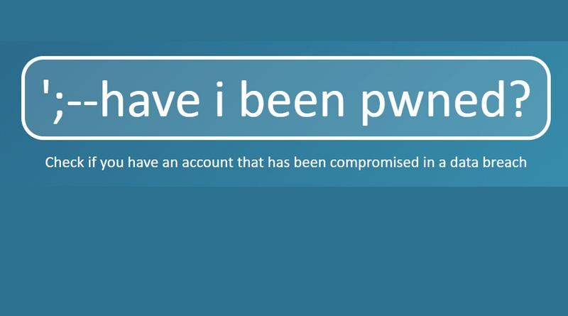 Have I Been Pwned : le site est à vendre, mais pourquoi?