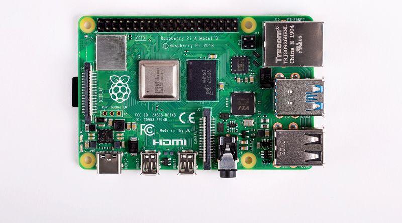 Raspberry Pi 4 : Un nouveau modèle plus performant, à partir de 38 euros