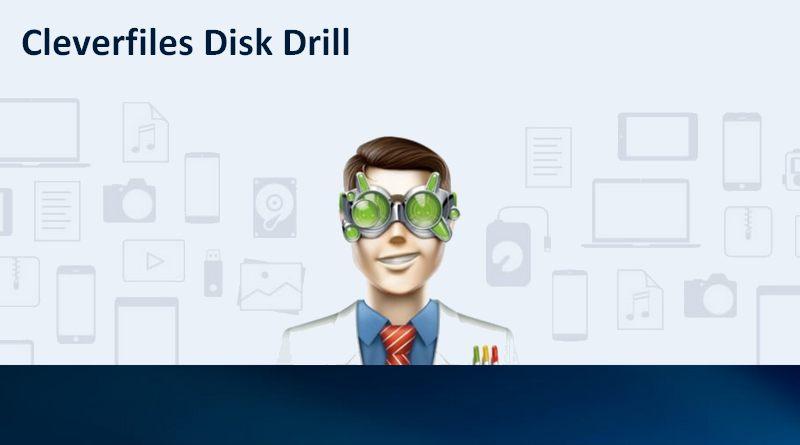 Disk Drill, un bon logiciel de récupération de données ?